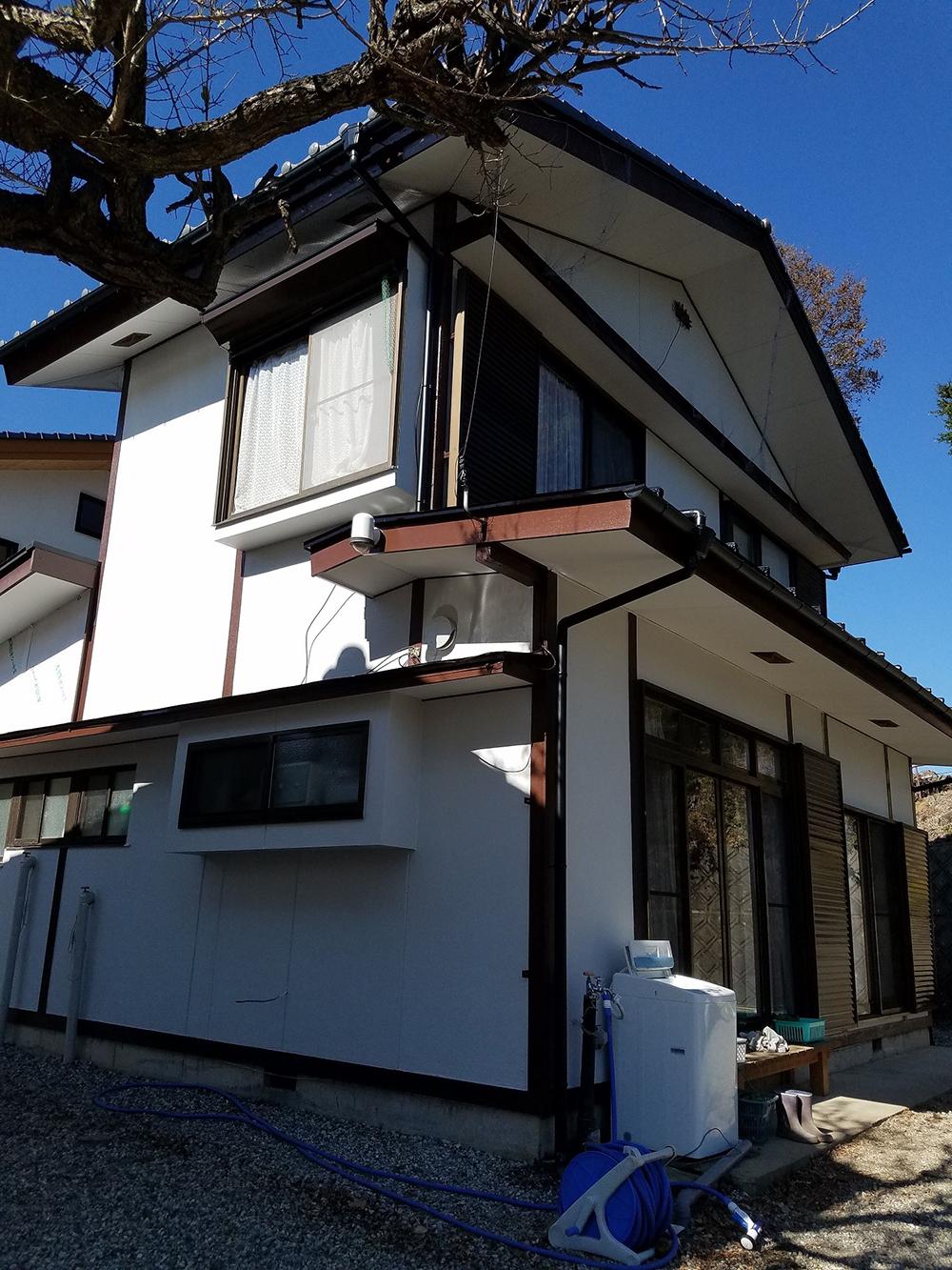 山梨県北杜市小淵沢 H様邸 のアフター画像2