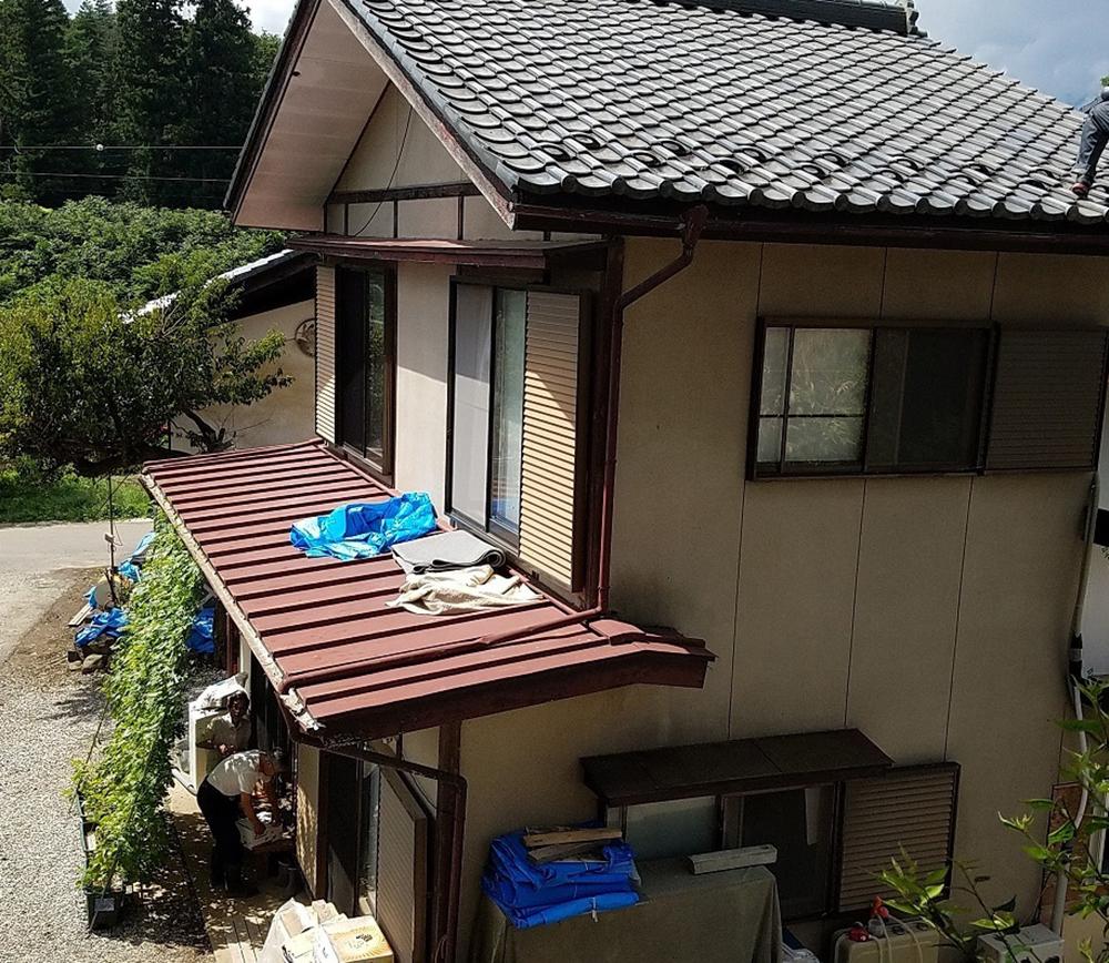 山梨県北杜市小淵沢 H様邸 のビフォー画像2